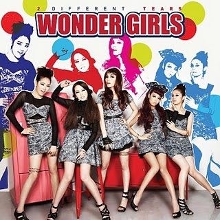 Album Baru Wonder Girls